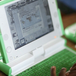 One Laptop Per Child Betty Crocker (PublicisModem)